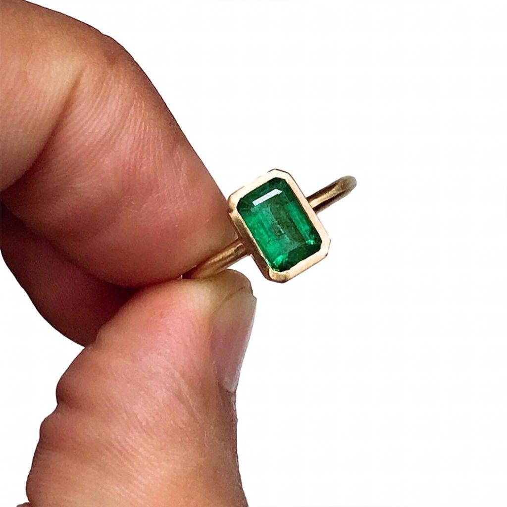 Julio Villarroel Emerald Gold