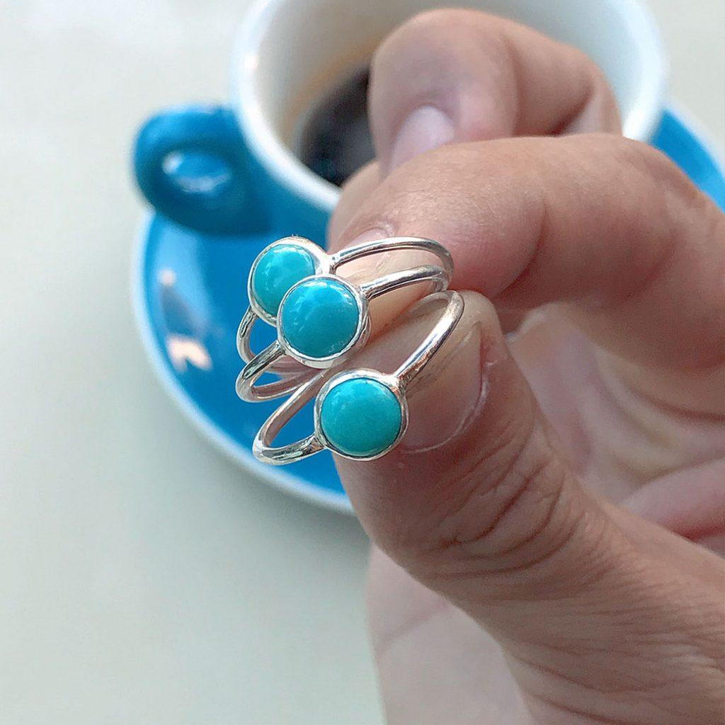 gemstones ring