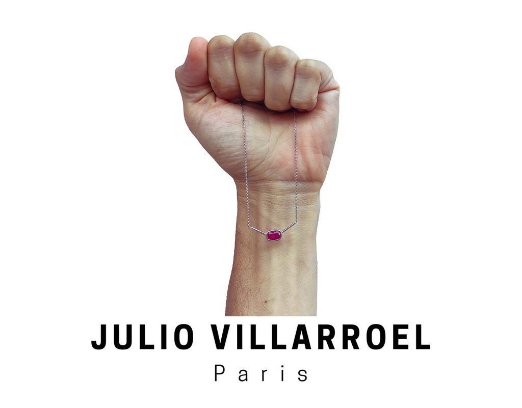 Julio Villarroel Jewellery