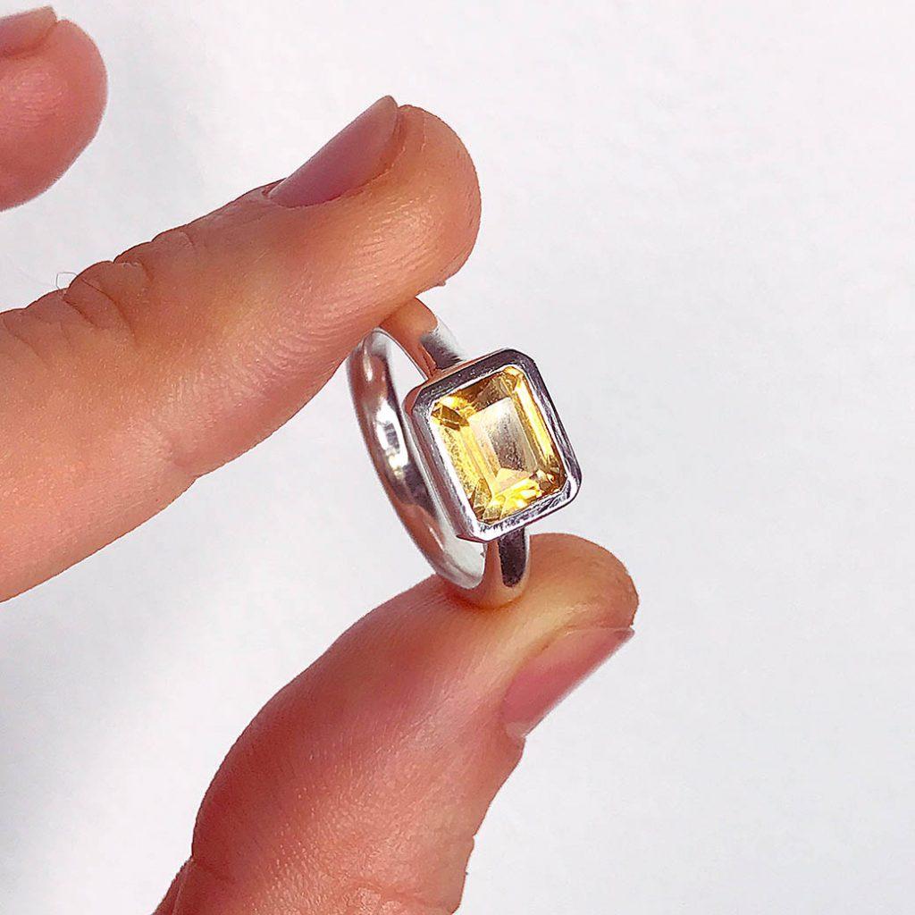 Julio Villarroel Jewelry Ring